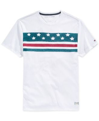 Tommy Hilfiger Men's Manifest Graphic-Print T-Shirt