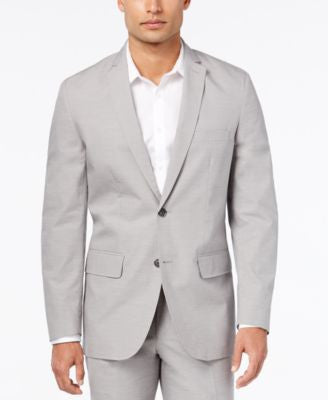 INC International Concepts Men's Alex Classic-Fit Two-Button Suit Jacket, Only at Vogily
