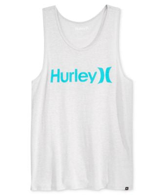Hurley Men's Graphic-Print Tank