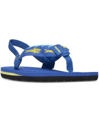 Teva Toddler Boys' Mush II Flip-Flop Sandals from Finish Line