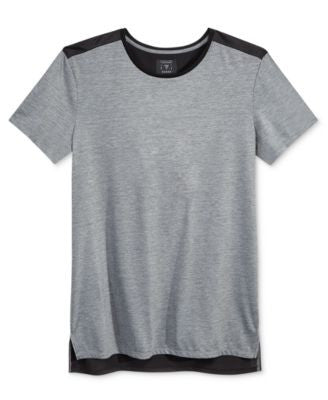 GUESS Men's Heathered T-Shirt