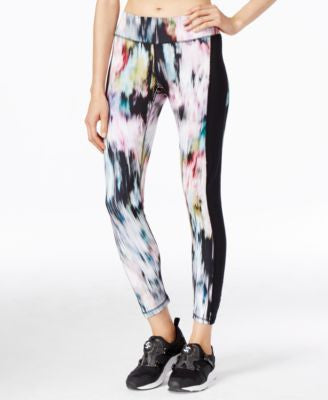 Karen Kane Printed Active Leggings