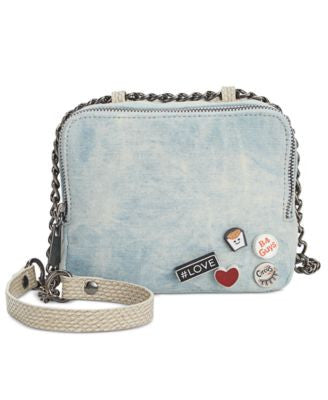 Circus by Sam Edelman Cash Crossbody with Pins