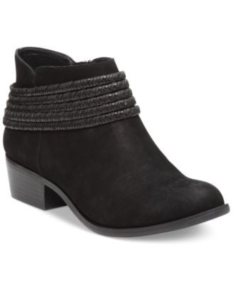 BCBGeneration Clayton Braided Booties