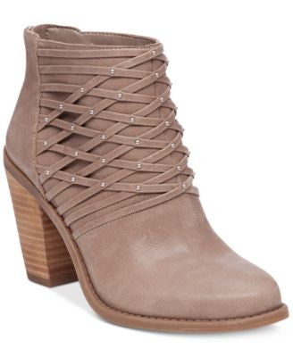 Jessica Simpson Claireen Studded Booties
