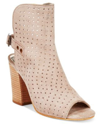 Diba It's A Wrap Block-Heel Shooties