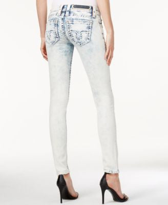 Rock Revival Celie Wash Stonewashed Skinny Jeans