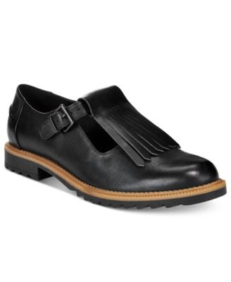 Clarks Collection Women's Griffin Mia Oxford Flats