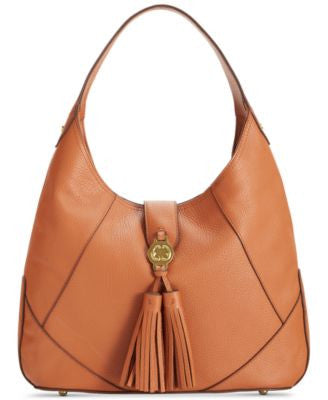 Emma Fox Demeter Leather Hobo
