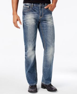 INC International Concepts Men's Javier Relaxed-Fit Jeans, Only at Vogily