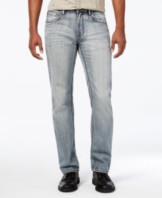 INC International Concepts Men's Anton Slim-Straight Jeans, Only at Vogily