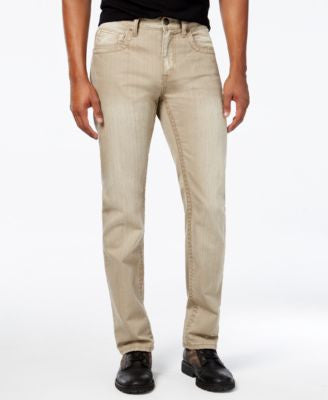 INC International Concepts Men's Lowery Slim-Straight Jeans, Only at Vogily