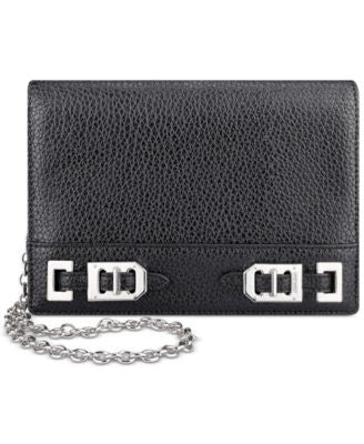Nine West Gleam Team Crossbody Wallet