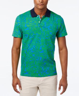 Tommy Hilfiger Men's Brock Floral Polo