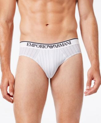 Emporio Armani Men's Printed Briefs