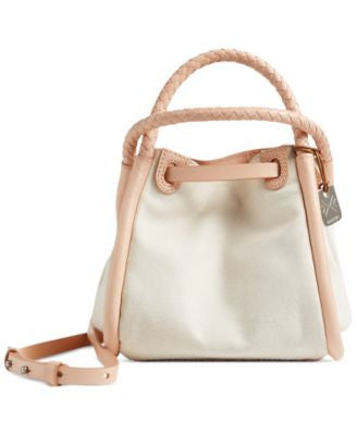 Skagen Kolding Mini Moon Bucket Bag