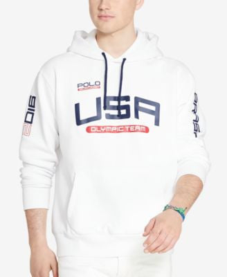 Polo Ralph Lauren Men's Team USA Fleece Hoodie