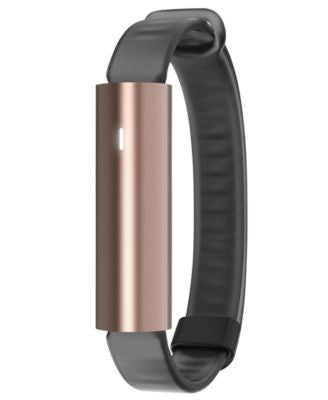 Misfit Unisex Ray Black Silicone Strap Activity Tracker 12x38mm S500BM0RZ