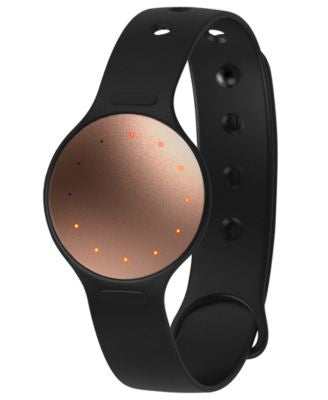 Misfit Unisex Shine 2 Black Silicone Strap Activity Tracker 31mm S337SH2RZ