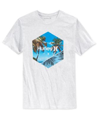 Hurley Men's Split Palm Premium Graphic-Print T-Shirt