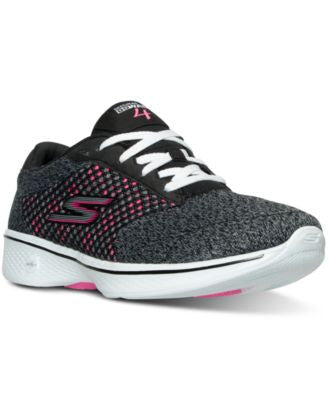 Skechers Women's GOwalk 4 - Exceed Walking Sneakers from Finish Line