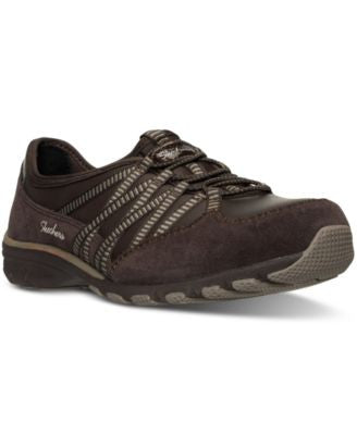 Skechers Women's Relaxed Fit: Conversations - Debate Casual Sneakers from Finish Line