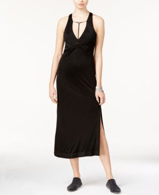 Free People Sin City Hardware Racerback Maxi Dress