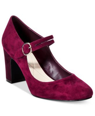 Alfani Women's Hillaree Mary-Jane Pumps, Only at Vogily