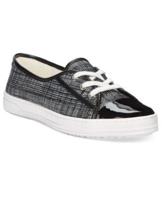 Anne Klein Zagger Lace-Up Sneakers