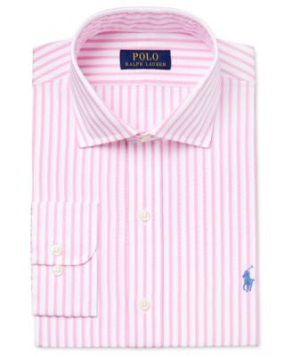 Polo Ralph Lauren Men's Classic-Fit Striped Dress Shirt