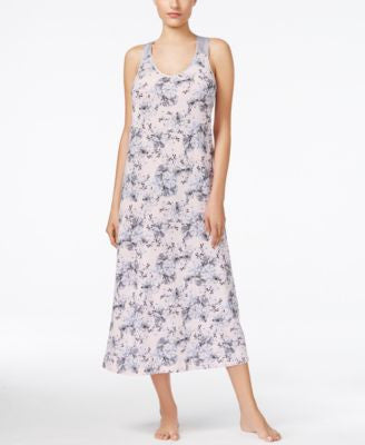 Alfani Floral-Print Nightgown, Only at Vogily