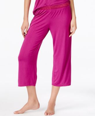 Alfani Satin-Waist Pajama Pants, Only at Vogily