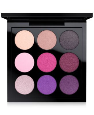 MAC Fashion Pack Eye Shadow X 9 Palette, Runway Worthy