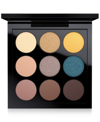 MAC Fashion Pack Eye Shadow X 9 Palette, She's a Model