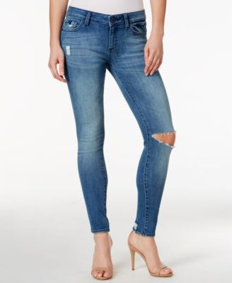 DL 1961 Emma Ripped Skinny Jeans, Winslow Wash