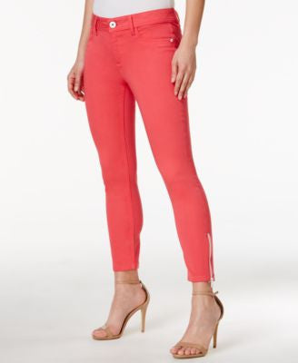 DL 1961 Florence Instasculpt Cropped Skinny Jeans, Calla Wash