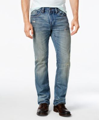 Buffalo David Bitton Men's Evan Slim-Fit Jeans
