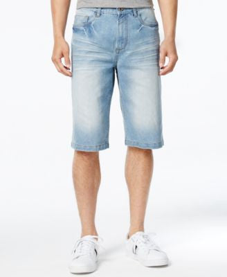 Sean John Men's Denim Shorts