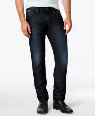 GUESS Men's Straight-Leg Jeans