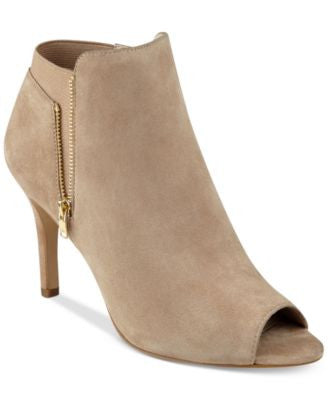 Marc Fisher Smash Peep Toe Booties