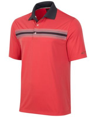 Greg Norman for Tasso Elba Men's Performance Striped Polo
