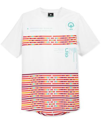 LRG Men's Sudden Strike Graphic-Print T-Shirt