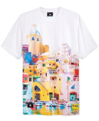 LRG Men's Big & Tall The Naples Graphic-Print T-Shirt