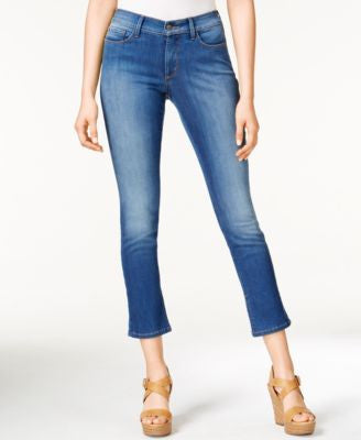 NYDJ Petite Ira Marrakesh Wash Ankle Jeans