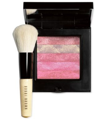 Bobbi Brown Lilac Rose Shimmer Brick 2-Pc. Set