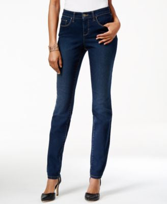 Style & Co. Curvy-Fit Skinny Jeans, Only at Vogily