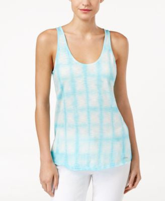 Calvin Klein Jeans Tie-Dyed Tank Top