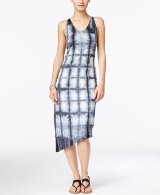 Calvin Klein Jeans Tie-Dyed Racerback Dress