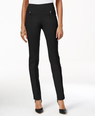 Style & Co. Petite Skinny Pull-On Pants, Only at Vogily