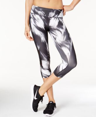 Ideology Printed Capri Leggings, Only at Vogily